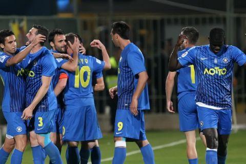 Αστέρας Τρίπολης-ΠΑΟΚ 2-0