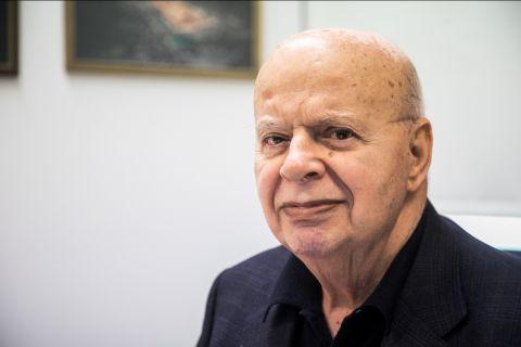 Ο Γιώργος Βασιλακόπουλος