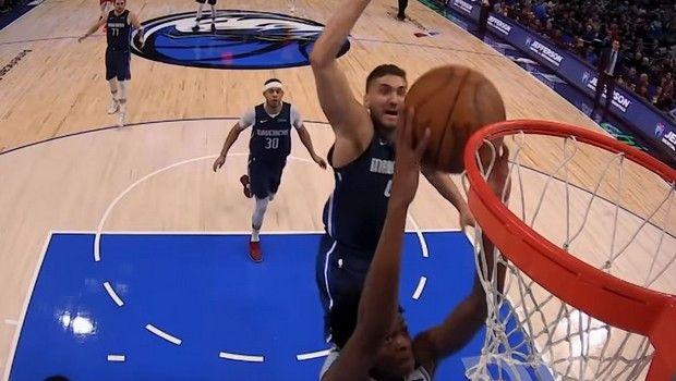 NBA: Εντυπωσιακές φάσεις στο