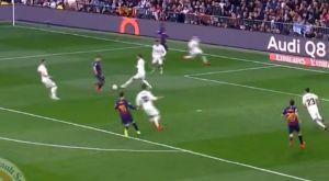 Ρεάλ Μαδρίτης – Μπαρτσελόνα: Το 0-1 με ωραίο πλασέ από τον Σουάρες
