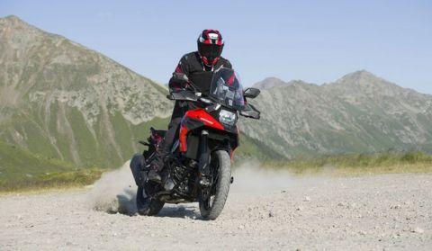 Suzuki V-Strom 1050: Μια μοτοσυκλέτα 'κομμένη και ραμμένη' στην ελληνική πραγματικότητα