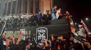 H FIFA σχολίασε το πρωτάθλημα του ΠΑΟΚ ύστερα από 34 χρόνια