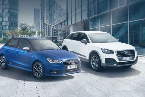 Limited εκδόσεις Audi με όφελος έως 11.500 ευρώ
