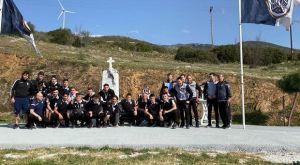 ΠΑΟΚ: O Γκαρσία αφιέρωσε το πρωτάθλημα Κ19 στα θύματα των Τεμπών
