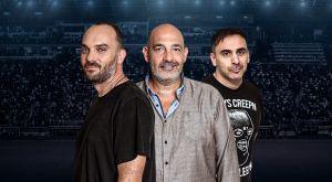 Καίσαρης, Τσάρλυ και Παπασημακόπουλος σχολίασαν τα ντέρμπι της Super League