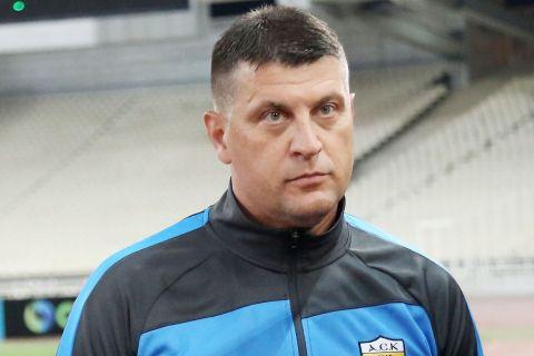 Ο Βλάνταν Μιλόγεβιτς δεν άντεξε στον πάγκο της ΑΕΚ περισσότερες από 135 ημέρες
