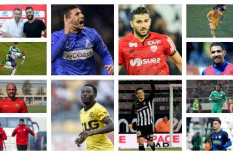 Οι 24 παίκτες του Παναθηναϊκού που έφυγαν επί των ημερών Στραματσόνι