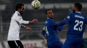 Τρίκαλα – Λαμία 0-1: Προβάδισμα για οκτάδα με Ρόμανιτς