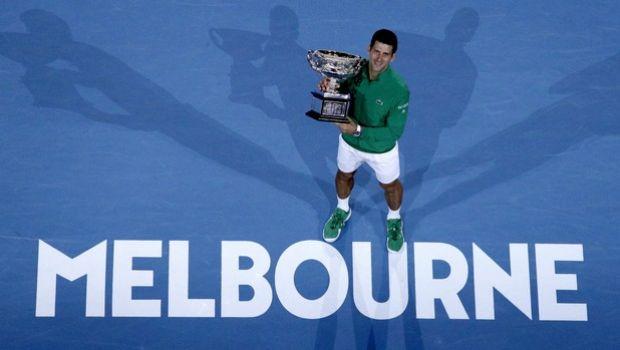 Τένις: Χωρίς ξένους φιλάθλους το Australian Open