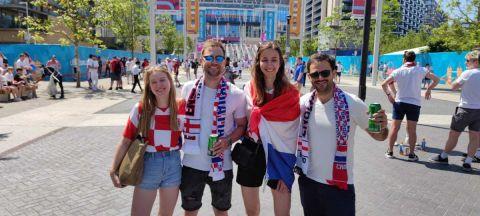 Οι φίλοι των Κροατών στο SPORT24
