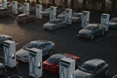 Η Bridgestone αρχίζει την τοποθέτηση 3.500 φορτιστών ηλεκτρικών οχημάτων