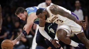 "NBA: Η μονομαχία του ""βασιλιά"" με τον… διάδοχο"