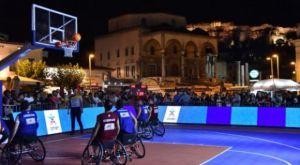 Midnight 3on3 Streetball: Το Σάββατο ραντεβού στο Μοναστηράκι