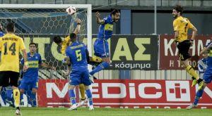Το πέναλτι και τα highlights του Αστέρας – ΑΕΚ 0-1 (VIDEO)