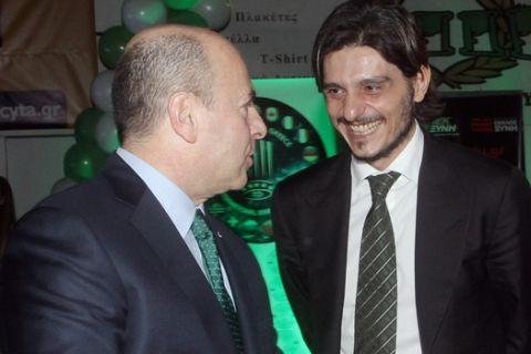 """Παναθηναϊκός: Ο Τάσος Νικολογιάννης στον Sport24 Radio 103,3 για το """"Athens Alive"""""""