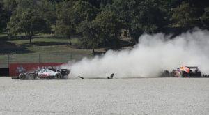 GP Τοσκάνης: Χάος στο Μουτζέλο, έξι εγκαταλείψεις σε έξι γύρους