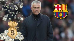 Ο Μουρίνιο θέλει να σπάσει κάθε ρεκόρ, προσφέρει 150.000.000 ευρώ για παίκτη της Μπαρτσελόνα!