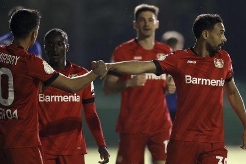 Σάαρμπρικεν - Μπάγερ Λεβερκούζεν 0-3: Έκανε το καθήκον της και πήγε τελικό