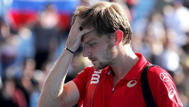 Διστακτικός και ο Γκοφάν ενόψει US Open