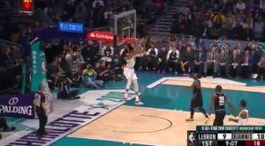 NBA All-Star Game: Κάρι και Τζορτζ υψώνουν, Γιάννης Αντετοκούνμπο καρφώνει!