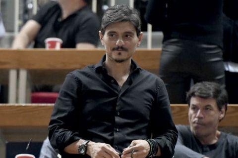 """Γιαννακόπουλος: """"Υποχρεωμένος από τη φύση μου να κάνω το καλύτερο για τον Παναθηναϊκό"""""""