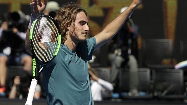 Australian Open για Τσιτσιπά: