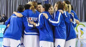Εθνική Γυναικών: Στη 13η θέση της FIBA