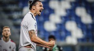 Σασουόλο – Μίλαν 1-2: Με δημιουργό Τσαλχάνογλου και εκτελεστή Ιμπραχίμοβιτς