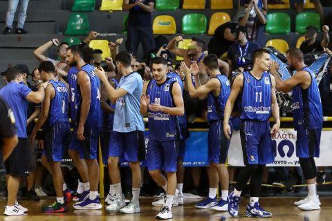 Ηρακλής - Ακαντέμικ 95-75: Μια νίκη μακριά από τους ομίλους του FIBA Europe Cup ο Γηραιός