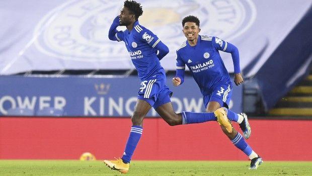 Λέστερ - Τσέλσι 2-0: Μόνες στην πρώτη θέση οι αλεπούδες