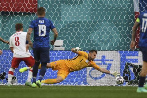 Ο Λινέτι νικάει τον Ντουμπράβκα και κάνει το 1-1 στο Πολωνία - Σλοβακία στην πρεμιέρα του Euro 2020
