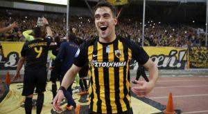 Λαμπρόπουλος: «Κρατάω μόνο τις ευχάριστες στιγμές από την ΑΕΚ»