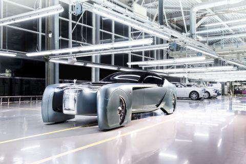 Το ηλεκτρικό μέλλον της Rolls-Royce