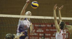 Volleyleague γυναικών: Αναβλήθηκε το Ολυμπιακός – Αίας Ευόσμου