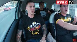 ΑΕΚ: Ο Βράνιες με μπλουζάκι της Original σε εκπομπή της βοσνιακής τηλεόρασης