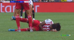 Κράσνονταρ – Ολυμπιακός: Τραυματίστηκε και έγινε αλλαγή ο Σεμέδο