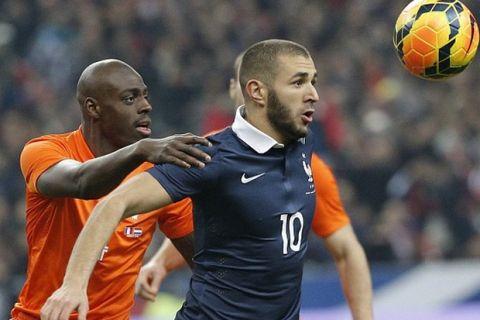 Ολλανδία - Γαλλία LIVE