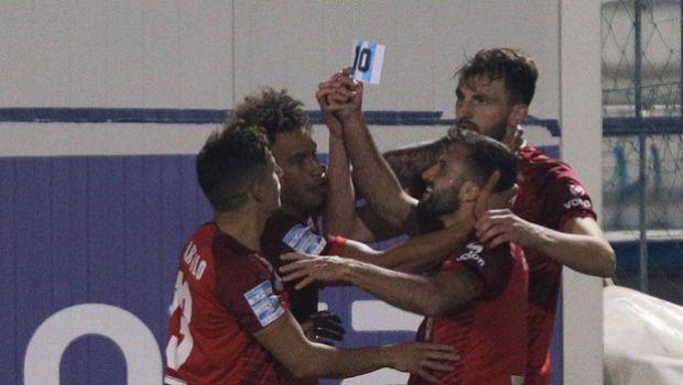 Απόλλων Σμύρνης - Βόλος 3-3: Κόλπο με Κολόμπο στο 92' η ομάδα της Μαγνησίας