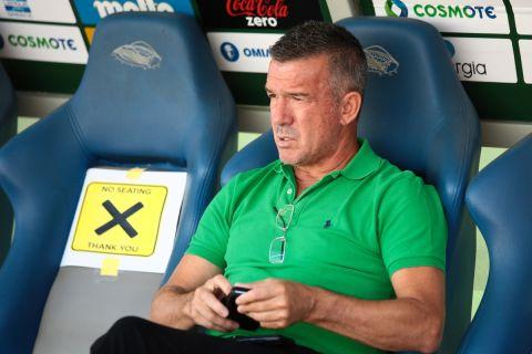 Παναθηναϊκός: Ενεργοποιεί τον Σαραβάκο ο Γιοβάνοβιτς, δεν θέλει team manager