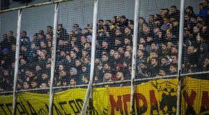 AEK: Χωρίς τον κόσμο της στο Περιστέρι