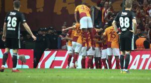 Γαλατάσαραϊ – Μπεσίκτας 2-0: Στην κορυφή με θρίαμβο η Τσιμ Μπομ