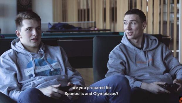 Το trailer του ντοκιμαντέρ του Ντοντσιτς έχει... Σπανούλη!
