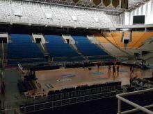 ΑΕΚ - Περιστέρι: Μπλακ άουτ στο ΟΑΚΑ, αναβλήθηκε το ματς