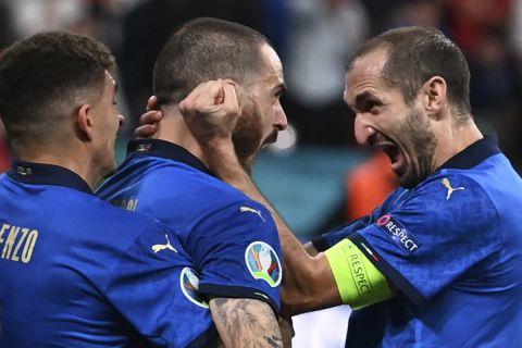 Το πάθος των Ιταλών νίκησε το φόβο των Άγγλων