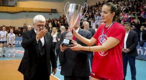 Χριστοδούλου: «Αφιερωμένο το Κύπελλο στην Γιώτα»