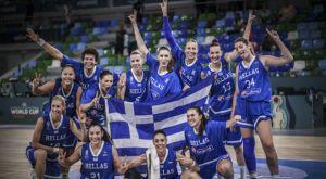 """Ελλάδα – Ισραήλ 83-57: Νίκη στο """"αντίο"""" της Καλτσίδου"""