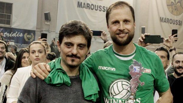 Παναθηναϊκός: Πριμ 50.000 ευρώ από τον Γιαννακόπουλο στους πρωταθλητές