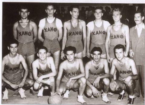 Τάκης Ταλιαδώρος: ο πρώτος σούπερ-σταρ του μπάσκετ