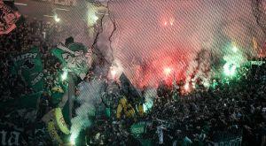 Παναθηναϊκός: Οπαδοί έξω από τα αποδυτήρια για να εμψυχώσουν τους παίκτες