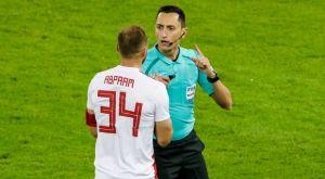 """Αβραάμ κατά διαιτησίας: """"Τον Ολυμπιακό οφείλουν να τον σέβονται"""""""